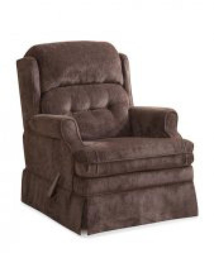 Alabama Furniture Market Virginia Java Swivel Glider Recliner